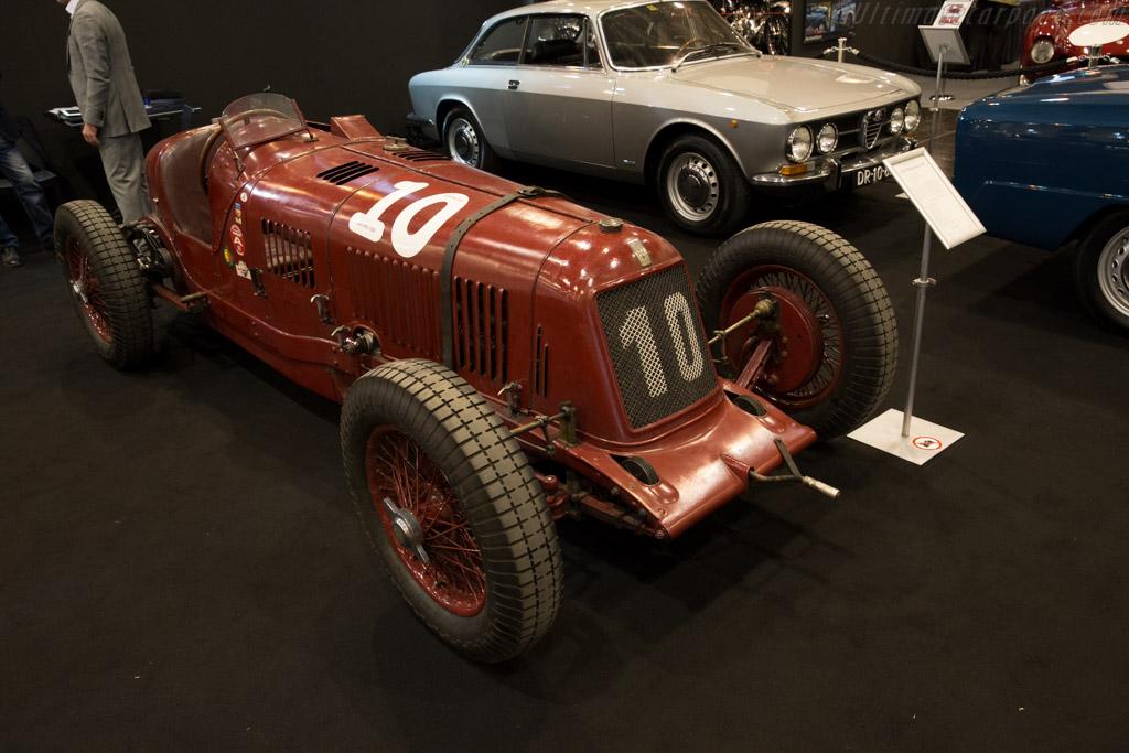 Maserati Tipo 26B - Chassis: 35 - Entrant: Strada e Corsa  - 2015 Techno Classica