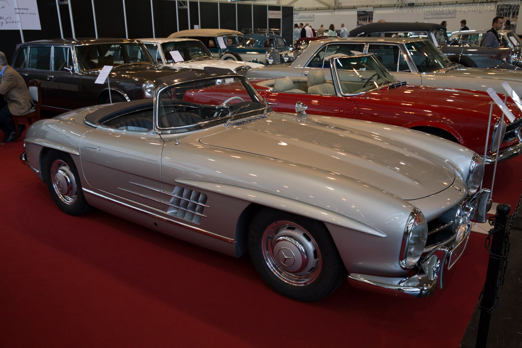 Mercedes-Benz 300 SL Roadster    - 2015 Techno Classica