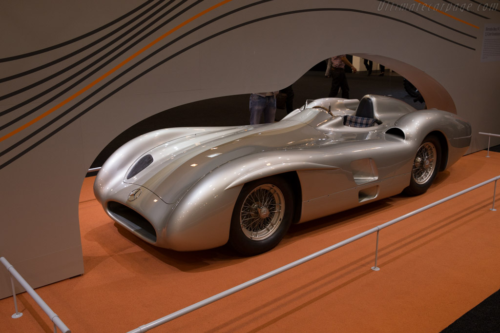 Mercedes-Benz W196 Streamliner - Chassis: 000 10/54 - Entrant: Mercedes-Benz Classic  - 2015 Techno Classica