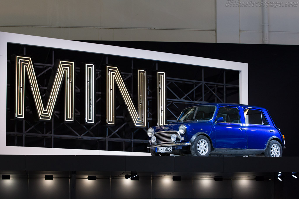 Mini  - Entrant: BMW Group  - 2015 Techno Classica