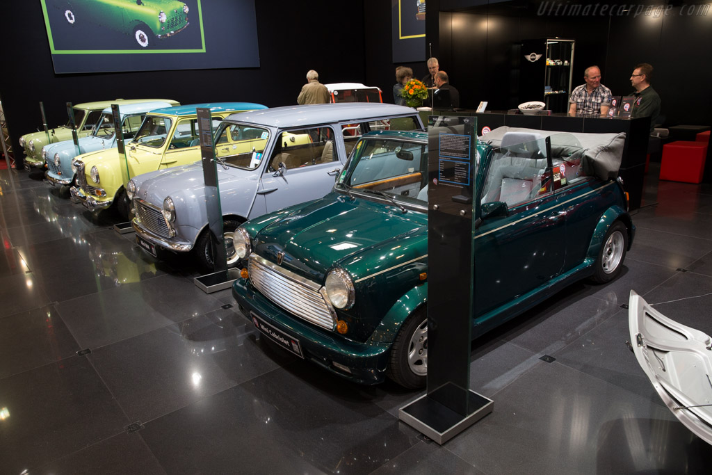 Mini  - Entrant: BMW Group  - 2015 Techno Classica