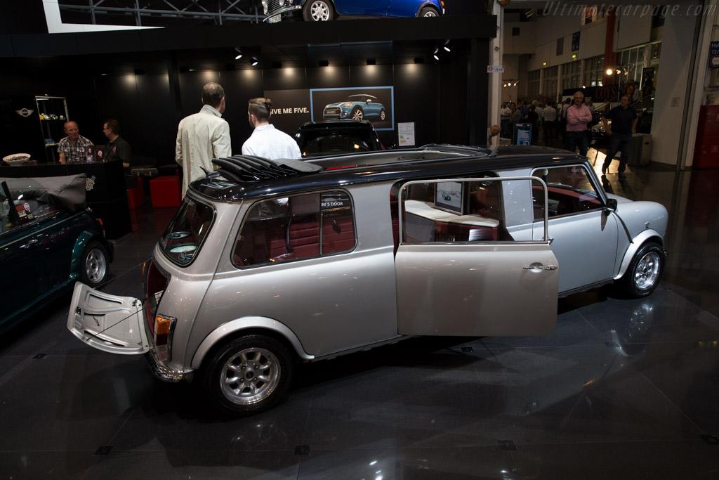 Mini Limousine  - Entrant: BMW Group  - 2015 Techno Classica