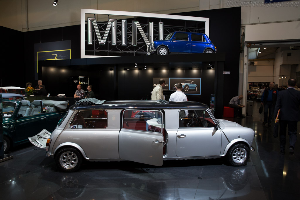 Mini Limousine  - Entrant: BMW Group  - 2015 Techno Classica