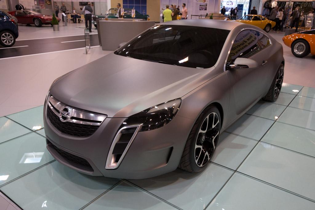 Opel GTC Concept  - Entrant: Opel  - 2015 Techno Classica