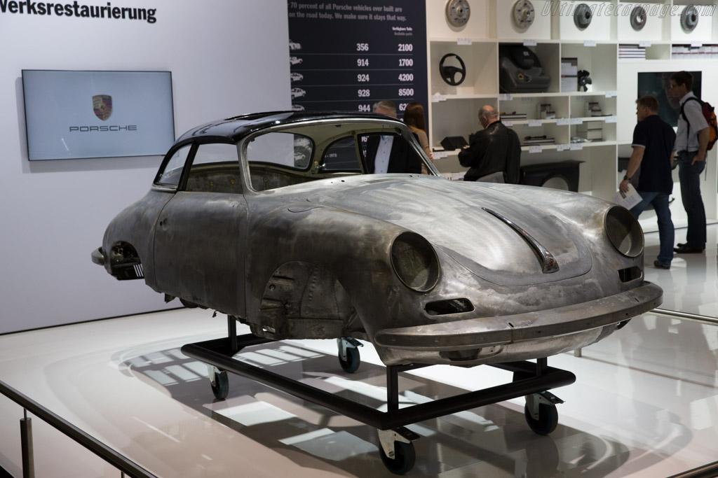 Porsche 356  - Entrant: Porsche  - 2015 Techno Classica