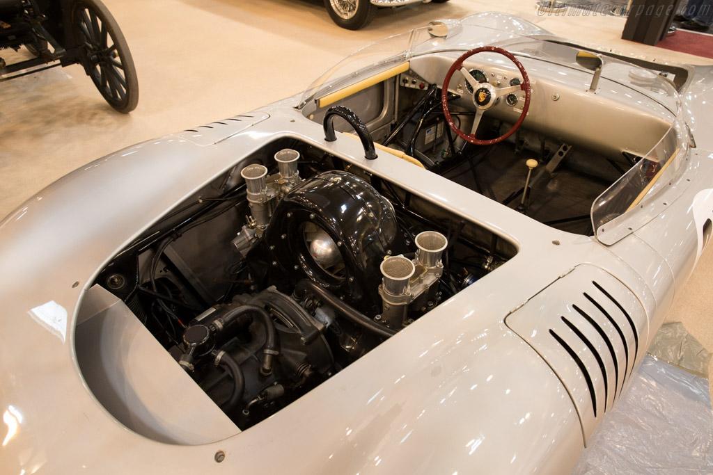 Porsche 718 RSK - Chassis: 718-023 - Entrant: Axel Schuette  - 2015 Techno Classica