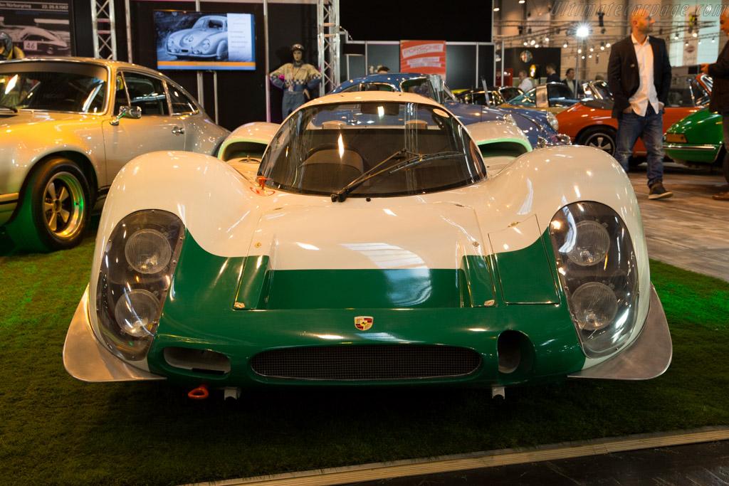 Porsche 908 Coupe - Chassis: 908-001   - 2015 Techno Classica