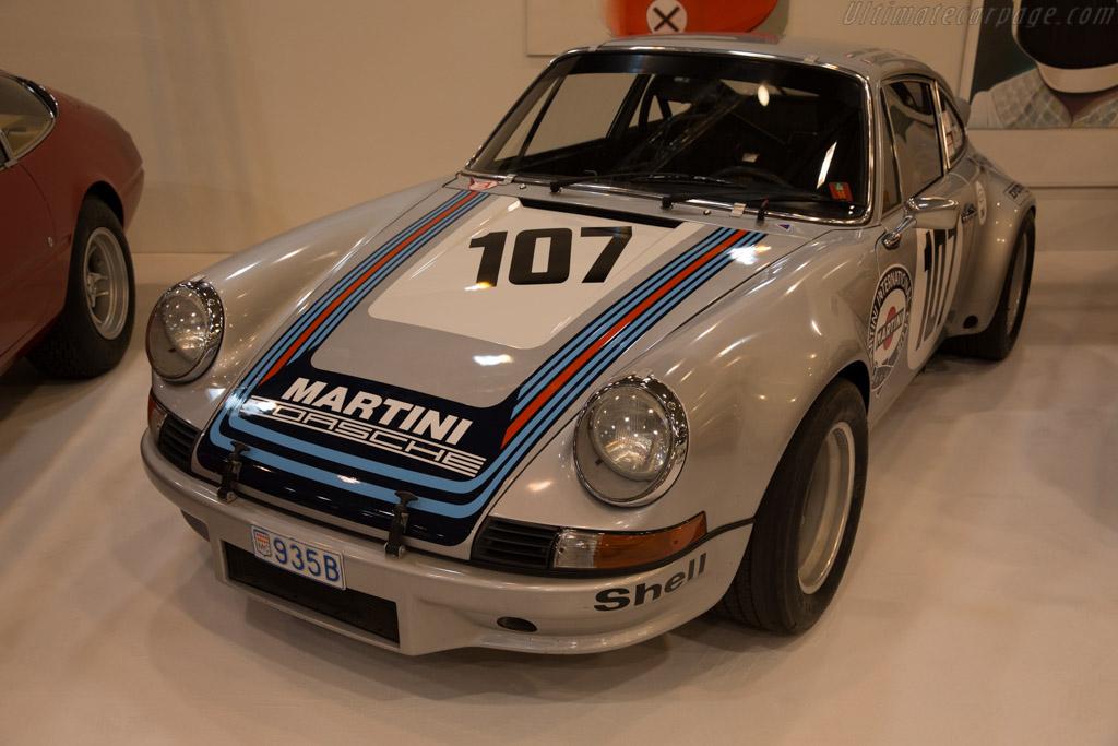 Porsche 911 Carrera RSR - Chassis: 911 360 0001 - Entrant: Jan Lün  - 2015 Techno Classica