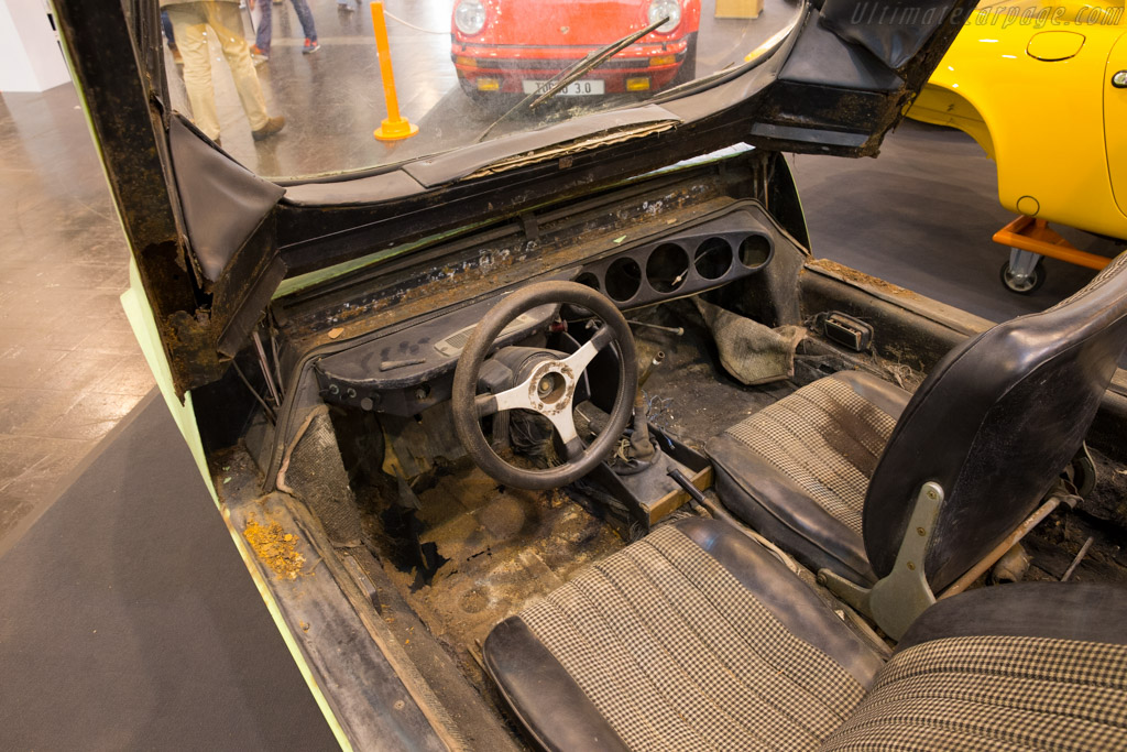 Porsche 911 HLS 13    - 2015 Techno Classica