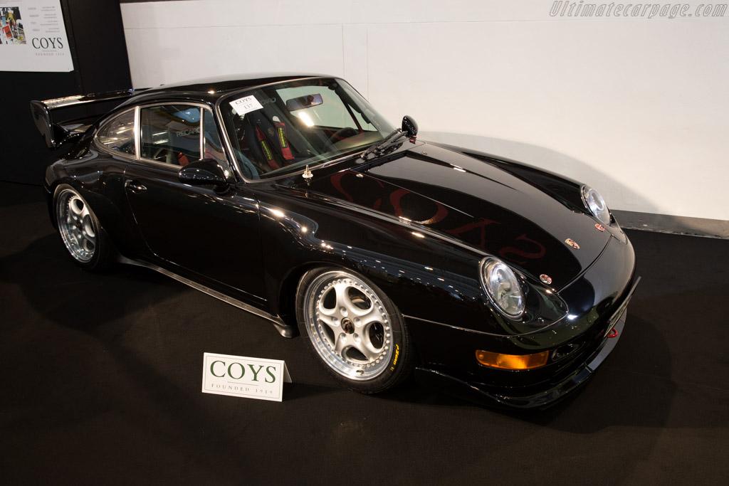 Porsche 911 RS - Chassis: WP0ZZZ99ZTS398112 - Entrant: Coys  - 2015 Techno Classica