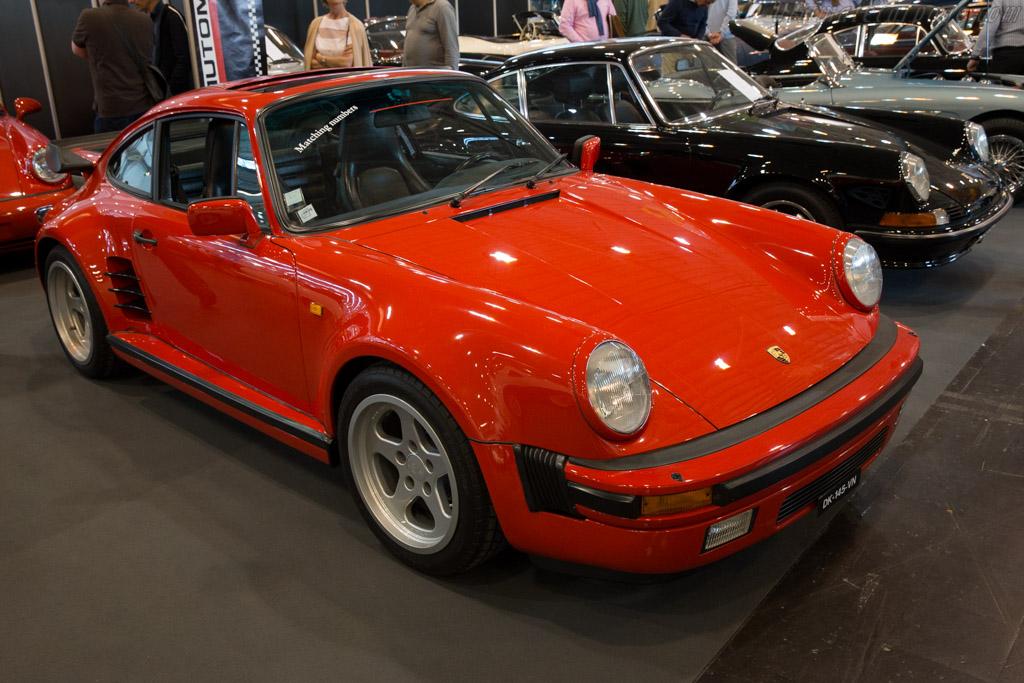Porsche 911 Turbo    - 2015 Techno Classica
