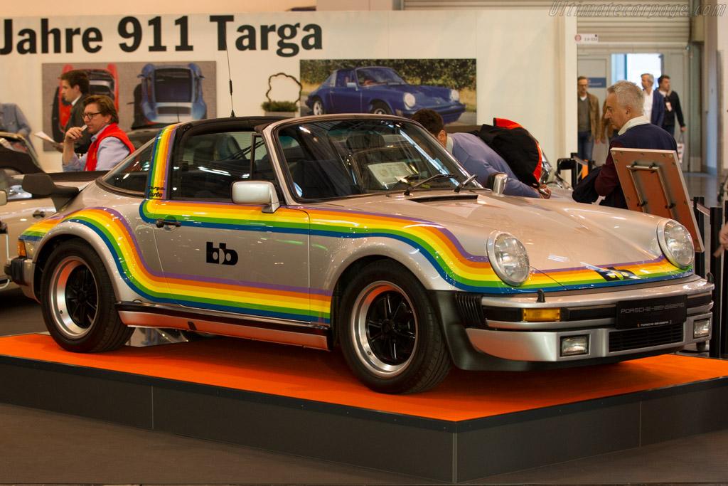 Porsche 911 Turbo Targa    - 2015 Techno Classica