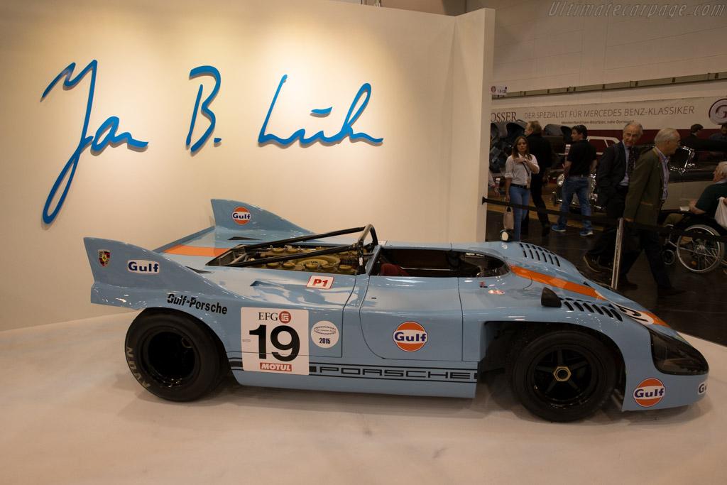Porsche 917/10 - Chassis: 917/10-001 - Entrant: Jan Lün  - 2015 Techno Classica