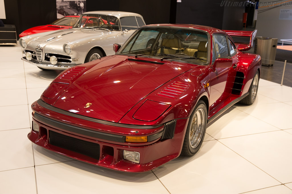 Porsche 930/935 TAG Turbo - Chassis: WP0ZZZ93ZDS000817 - Entrant: Opus Collection  - 2015 Techno Classica