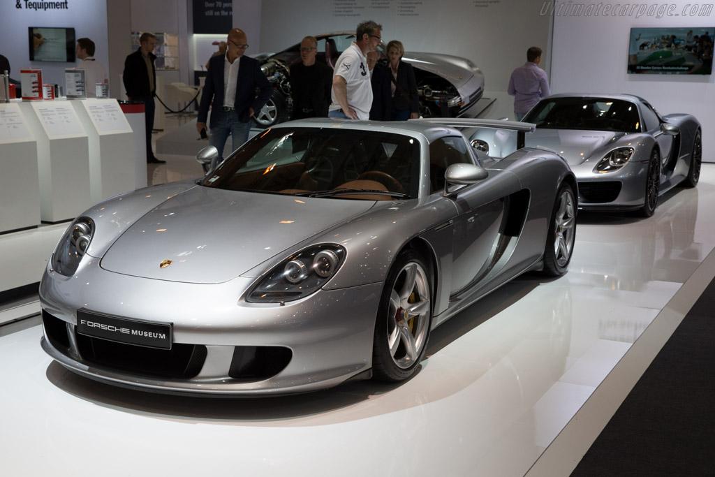 Porsche Carrera GT - Chassis: WP0ZZZ98Z4L000065 - Entrant: Porsche  - 2015 Techno Classica