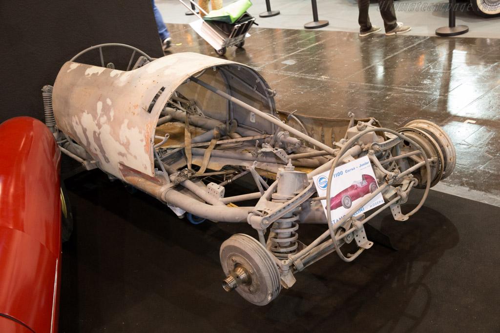 Stanguellini 1100 Junior - Chassis: 00197   - 2015 Techno Classica