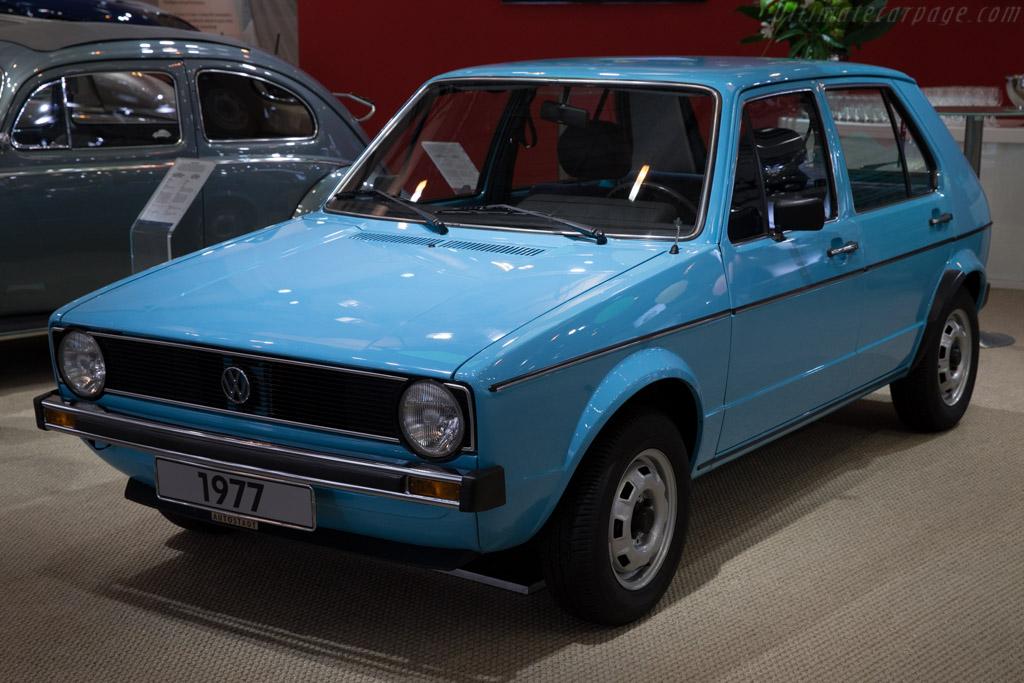 Volkswagen Golf  - Entrant: Autostadt  - 2015 Techno Classica