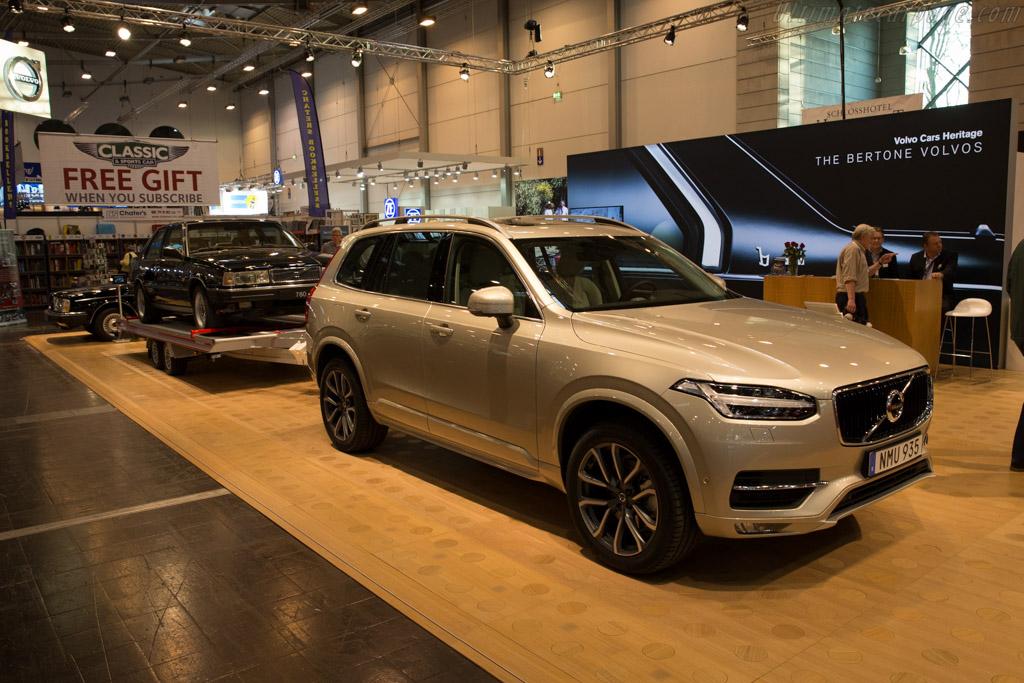 Volvo XC90  - Entrant: Volvo  - 2015 Techno Classica