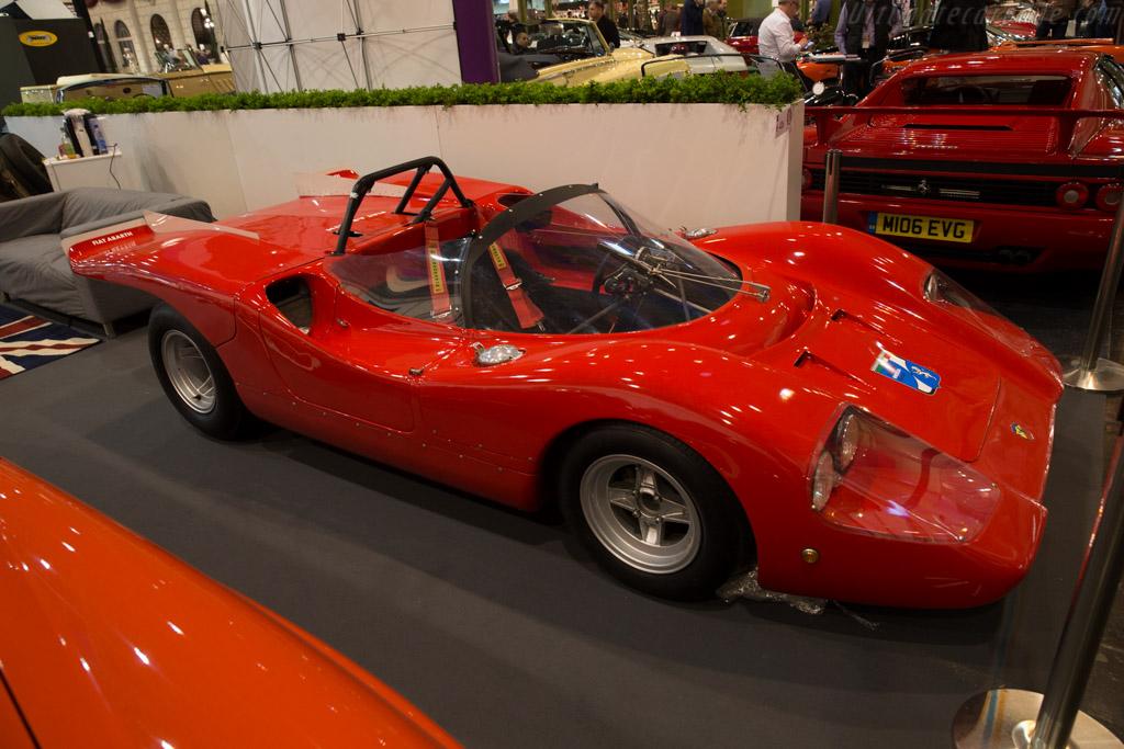 Abarth SE-010 - Chassis: 25   - 2016 Techno Classica