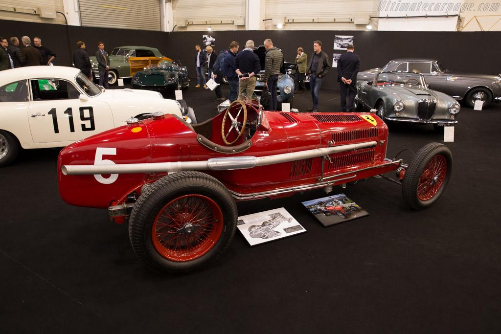 Alfa Romeo Tipo B - Chassis: 50006   - 2016 Techno Classica