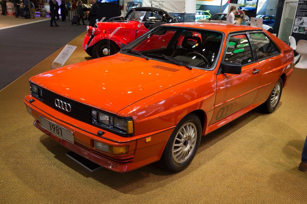 Audi Quattro    - 2016 Techno Classica