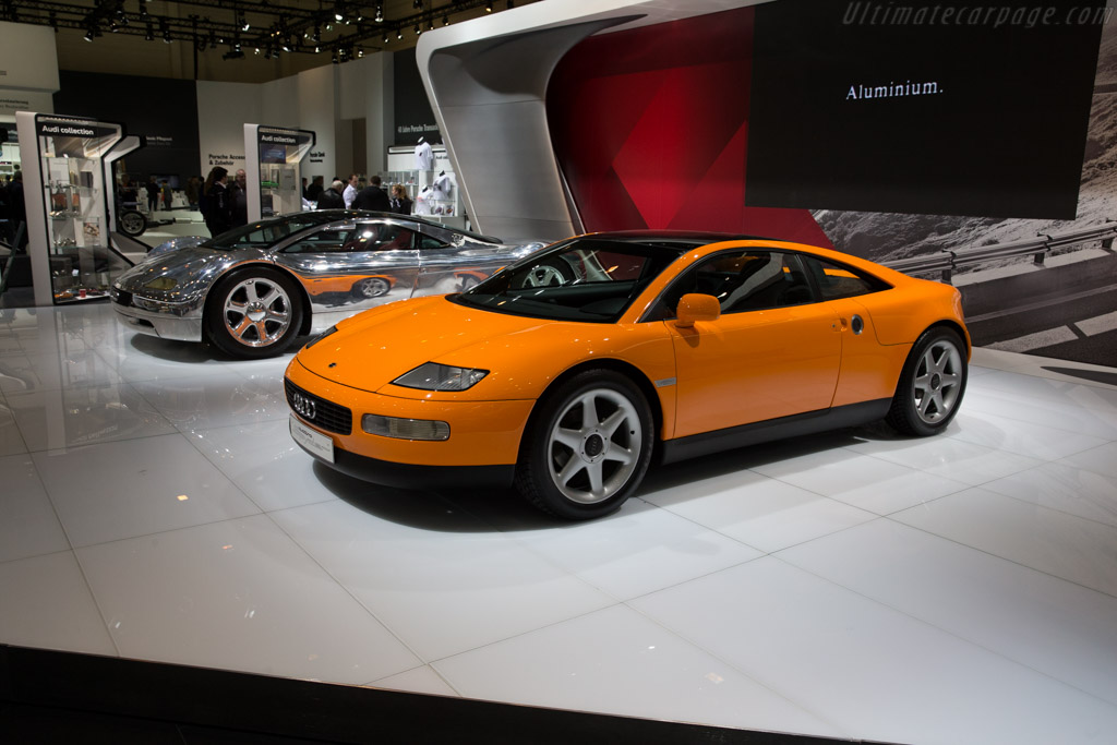 Audi Quattro Spyder    - 2016 Techno Classica