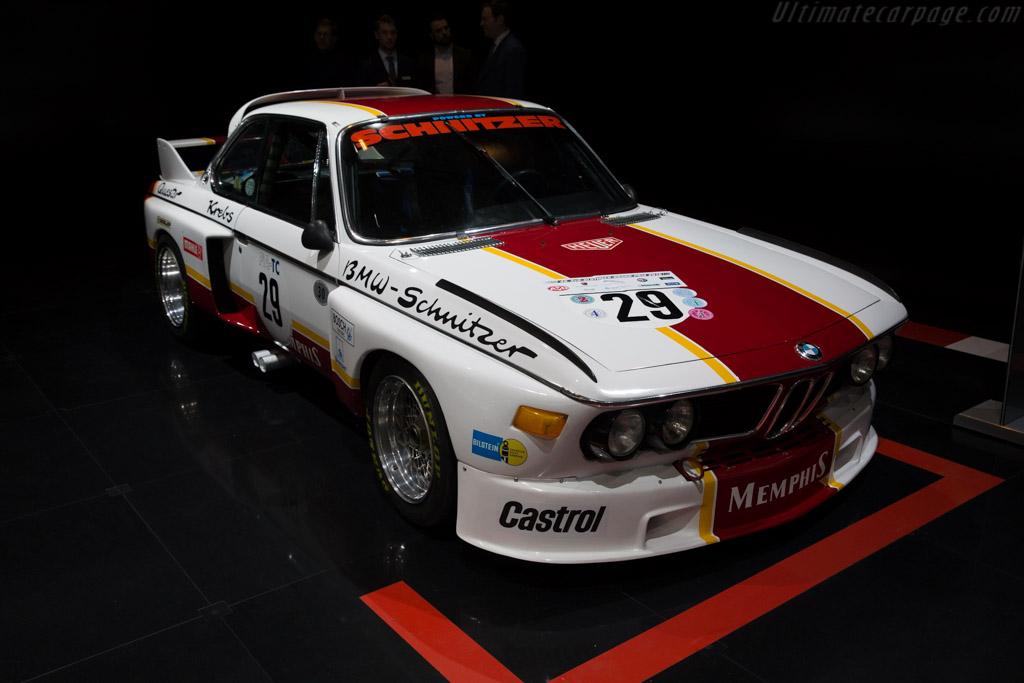BMW 3.0 CSL    - 2016 Techno Classica