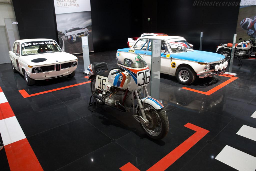 BMW    - 2016 Techno Classica