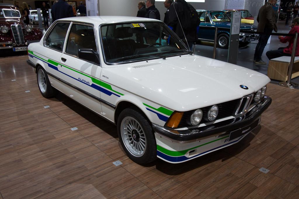 BMW Alpina C1    - 2016 Techno Classica