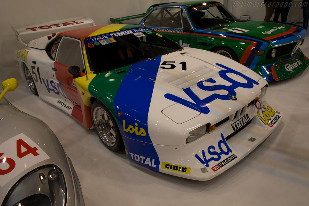 BMW M1 Group 5 - Chassis: 4301059   - 2016 Techno Classica