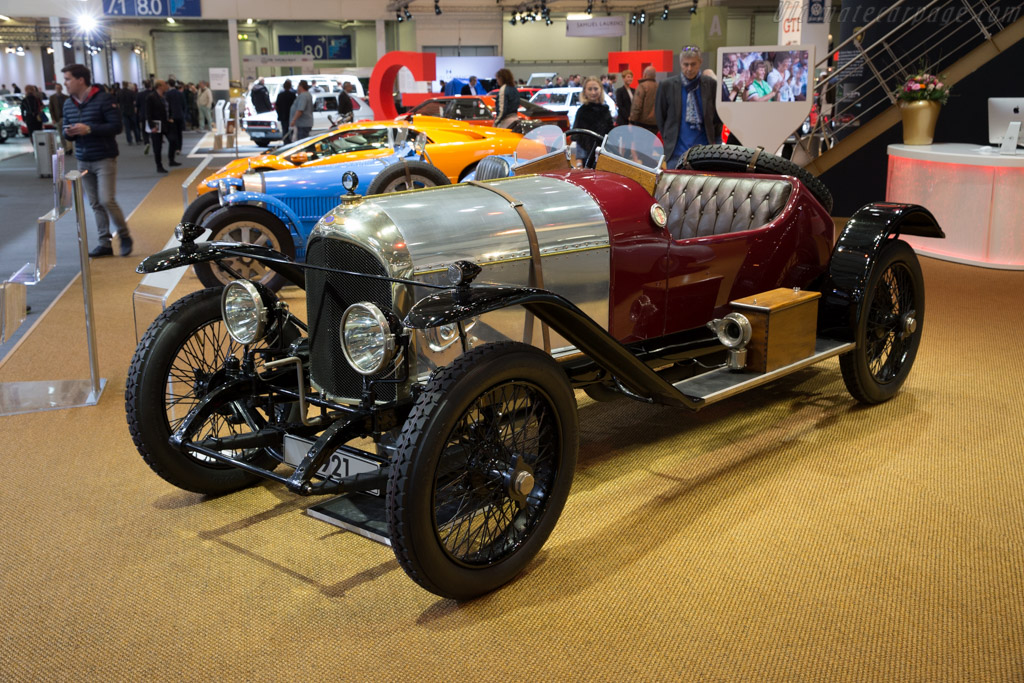 Bentley 3 Litre - Chassis: EXP2   - 2016 Techno Classica