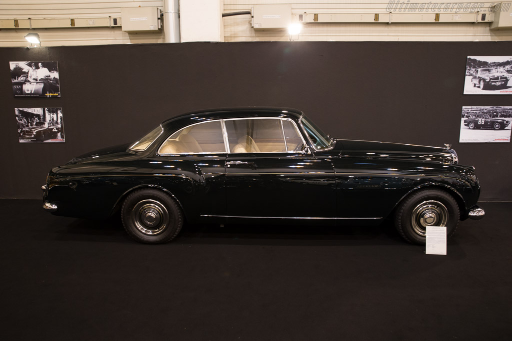 Bentley S2 Continental Mulliner Coupe - Chassis: BC20CZ   - 2016 Techno Classica
