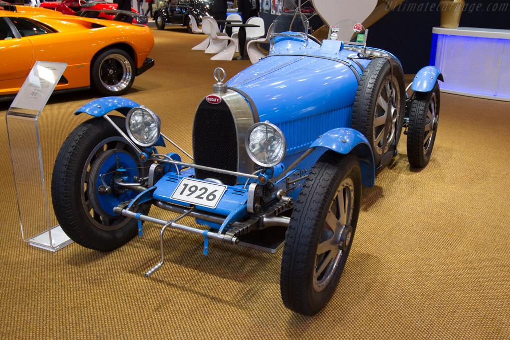 Bugatti Type 35    - 2016 Techno Classica