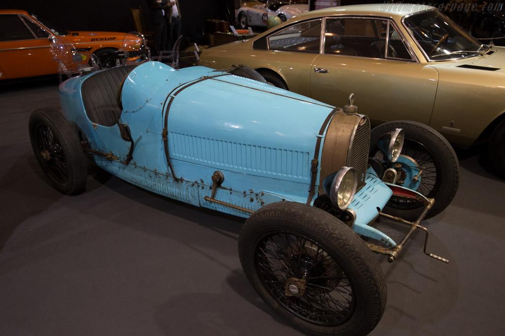 Bugatti Type 37 - Chassis: 37291   - 2016 Techno Classica