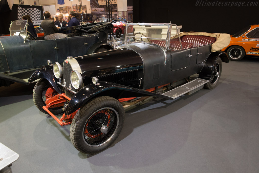 Bugatti Type 44 Harrington Tourer - Chassis: 44721   - 2016 Techno Classica
