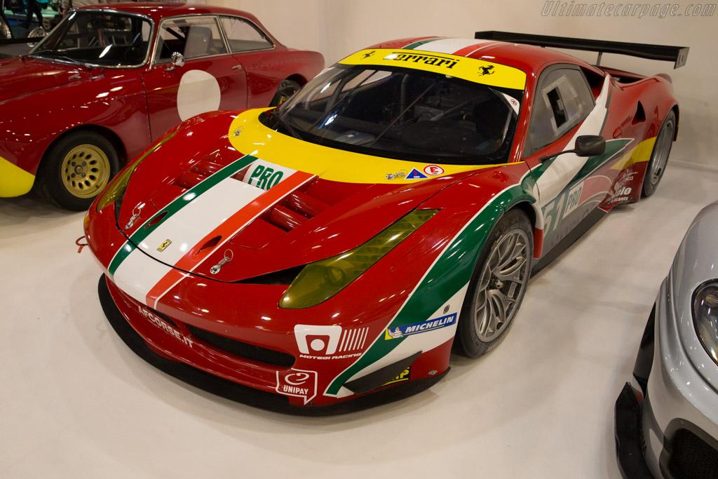 Ferrari 458 GTE    - 2016 Techno Classica