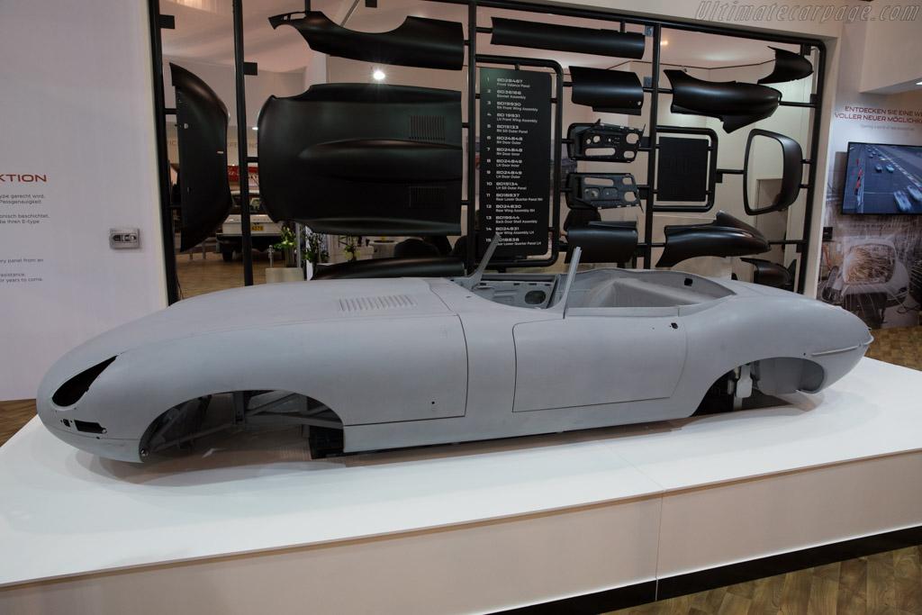 Jaguar E-Type    - 2016 Techno Classica