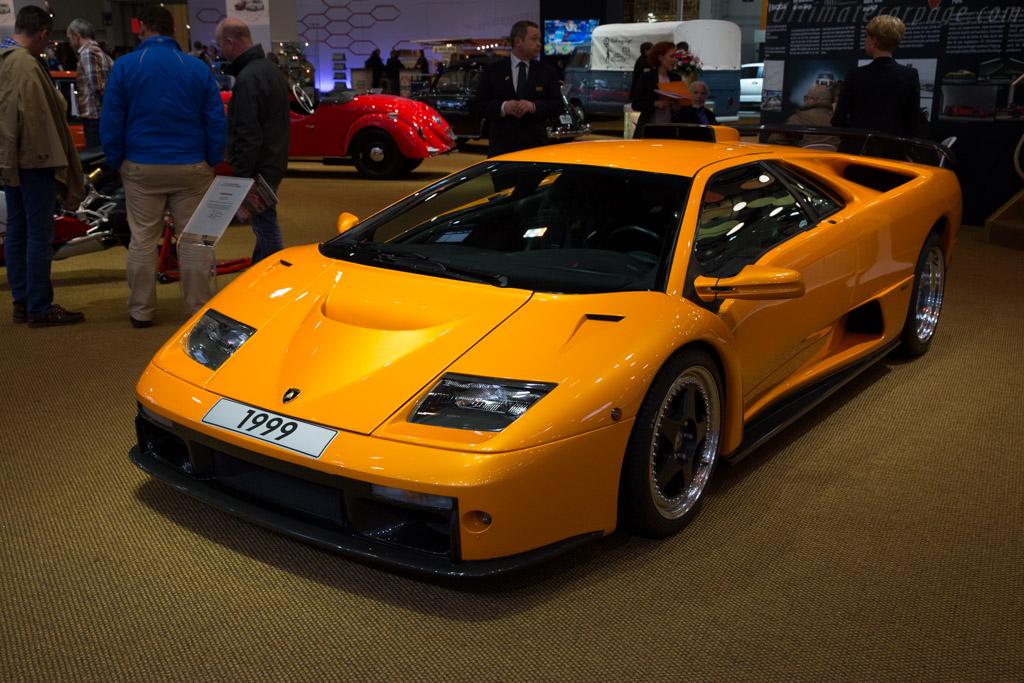 Lamborghini Diablo Gt 2016 Techno Classica