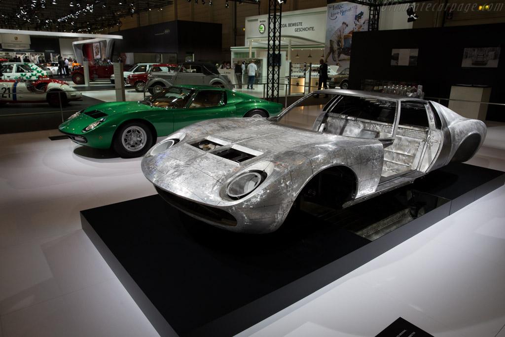 Lamborghini Miura S - Chassis: 5030   - 2016 Techno Classica