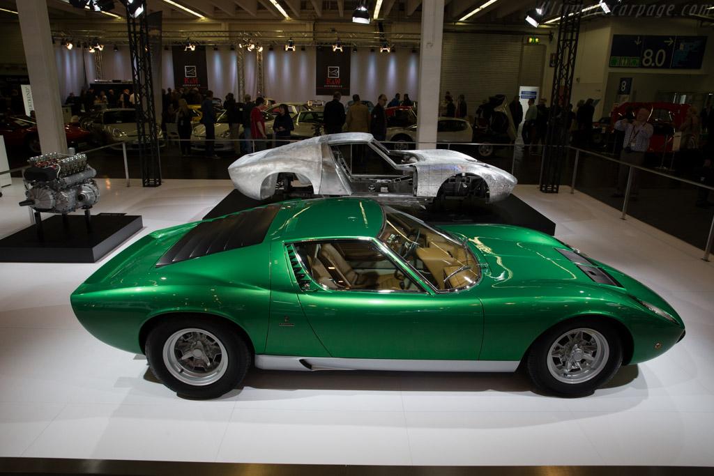 Lamborghini Miura SV - Chassis: 4846   - 2016 Techno Classica