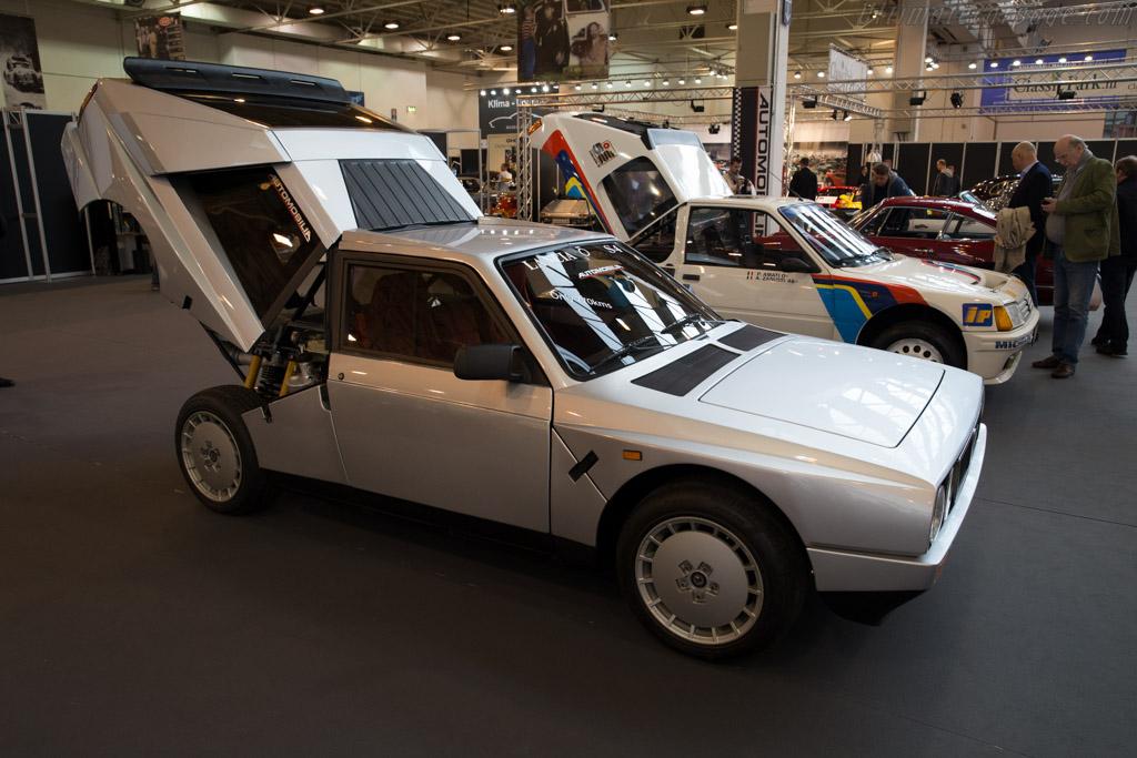 Lancia Delta S4 Stradale - Chassis: ZLA038AR000000131   - 2016 Techno Classica