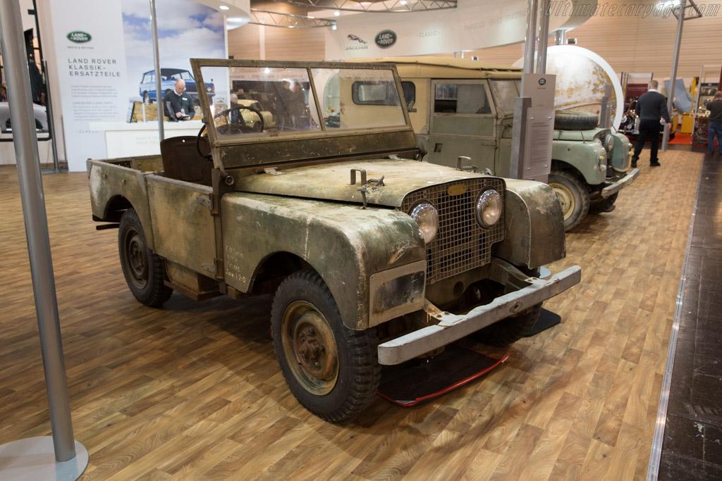 Land Rover    - 2016 Techno Classica