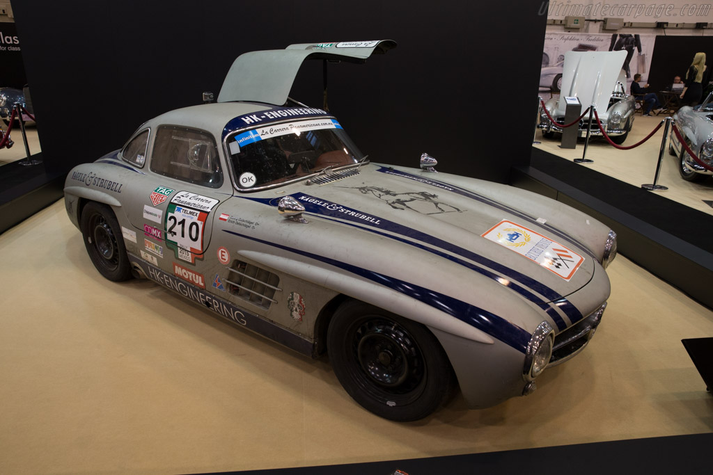 Mercedes-Benz 300 SL Coupe - 2016 Techno Classica