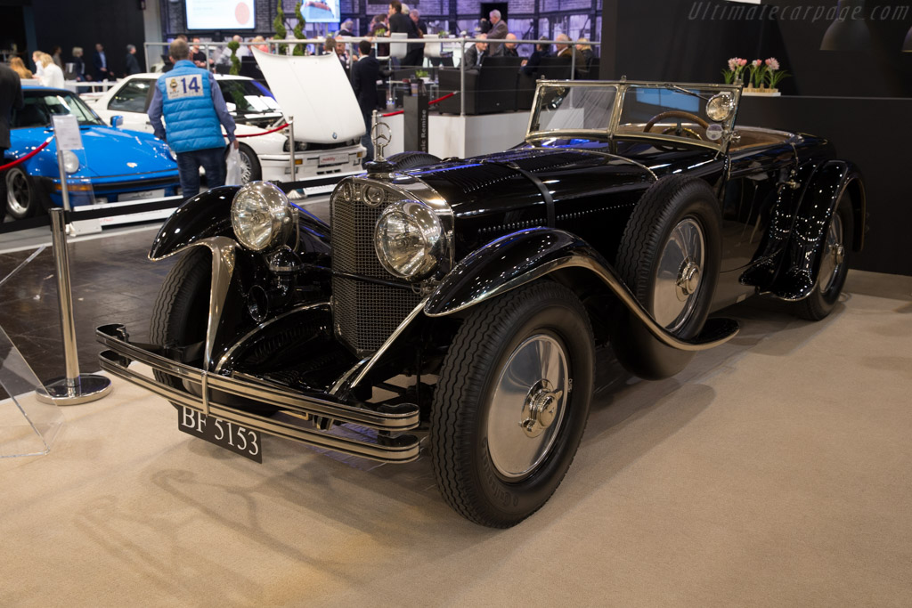 Mercedes-Benz 680 S Saoutchik Roadster - Chassis: 35968   - 2016 Techno Classica