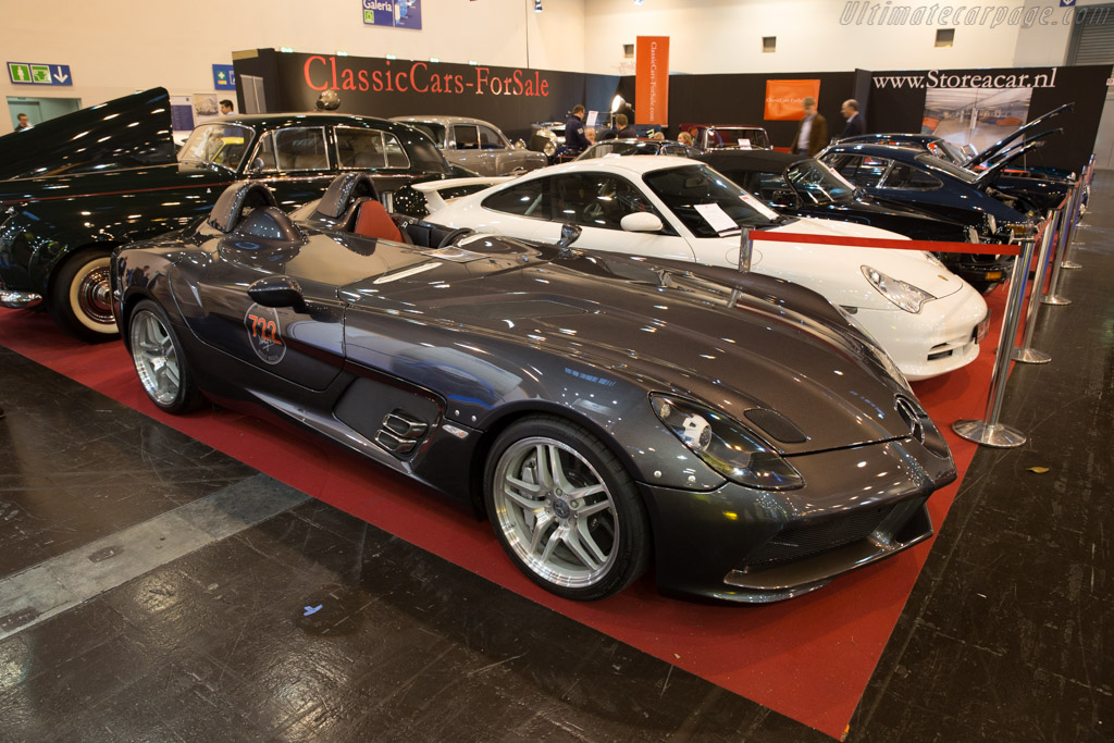 techno classica report more mercedes benz slr mclaren 39 722 39 images. Cars Review. Best American Auto & Cars Review