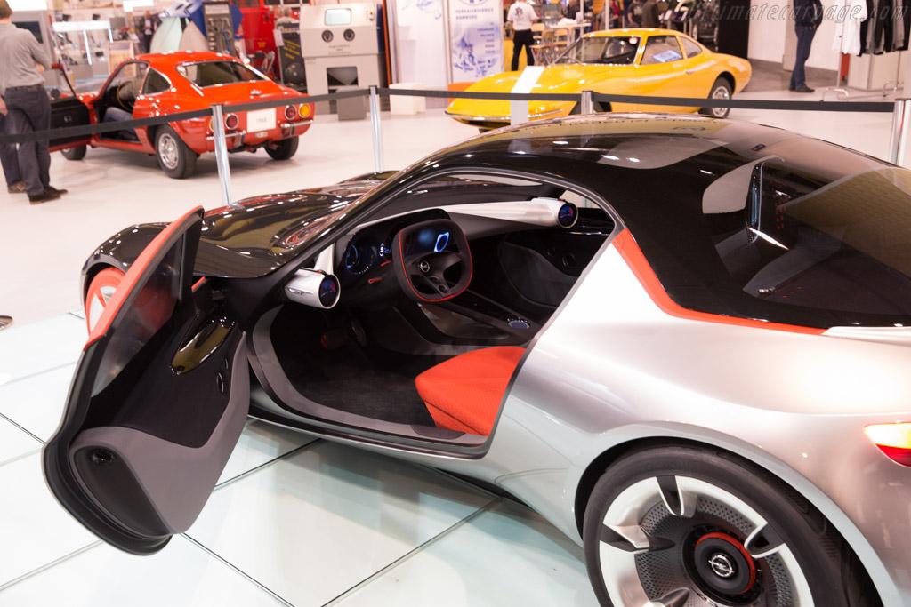 Opel GT Concept    - 2016 Techno Classica