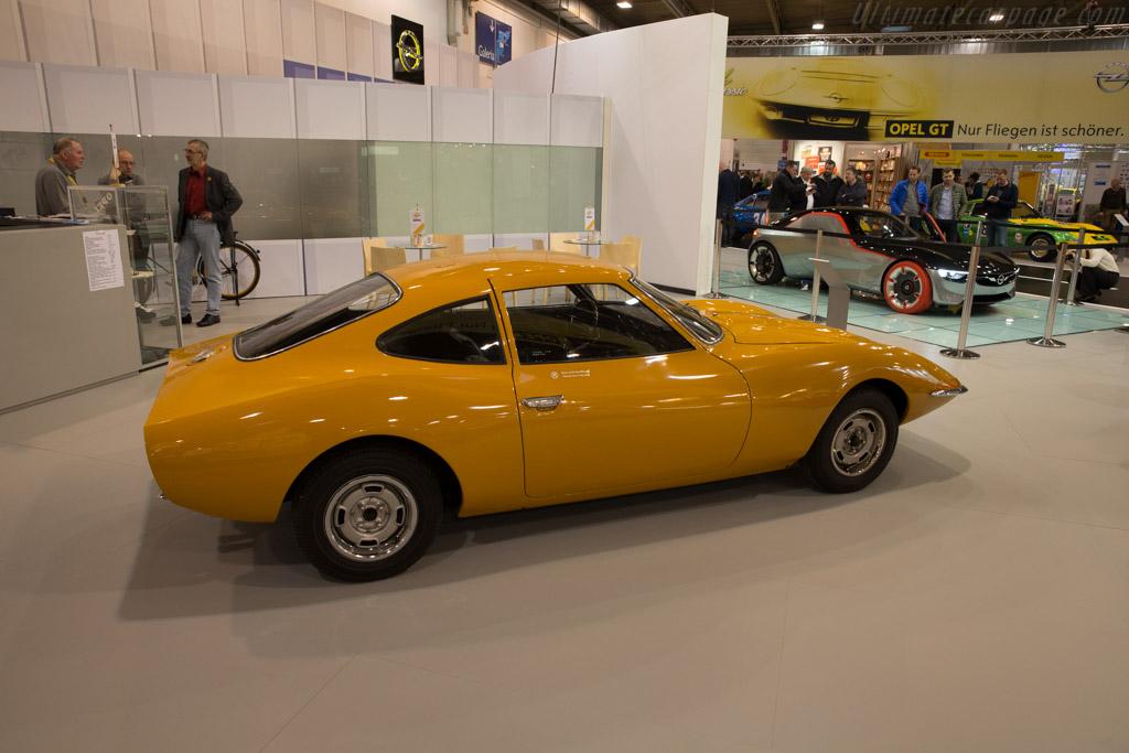 Opel GT Prototype    - 2016 Techno Classica