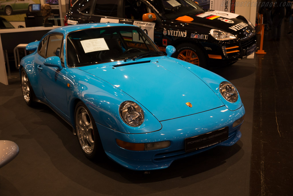 Porsche 911 Coupe RS    - 2016 Techno Classica