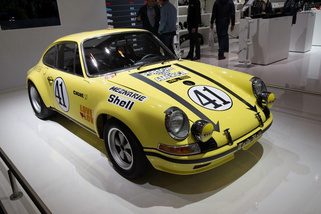 Porsche 911 S/T 2.5 - Chassis: 911 230 0538   - 2016 Techno Classica