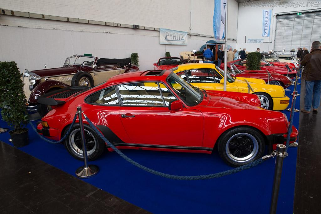 Porsche 911 Turbo 3.3 - Chassis: 930 970 0809   - 2016 Techno Classica